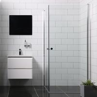 Bathlife Versatile Duschhörna 800x700mm