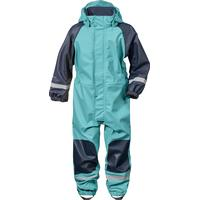 Didriksons Coverman Kid's Coverall - Peacock Green (171500811303)