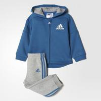 Adidas Style - Core Blue / Medium Grey Heather (BP5309)