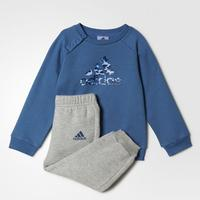 Adidas Sports Logo - Core Blue / Collegiate Navy (BP5280)