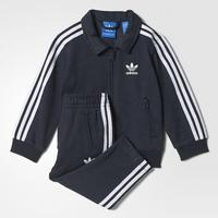 Adidas Firebird Track Suit - Legend Ink / White (BJ8542)