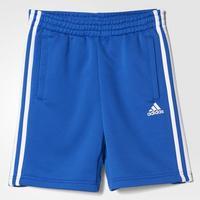 Adidas Essentials 3-Stripes Shorts - Blue (BQ2821)