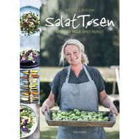 SalatTøsen: Salater hele året rundt, E-bog