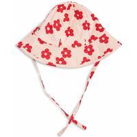 Mini Rodini Blossom Sun Hat - Pink
