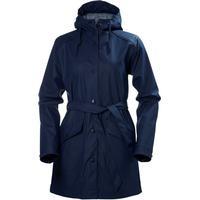 Helly Hansen Kirkwall Raincoat Evening Blu