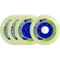 Hyper Concrete Glow 80mm 84A 4-pack