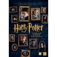 Harry Potter: Complete Box - 1-7 (8 disc)