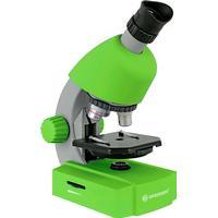 Bresser Junior 40x-640x Biological Microscope - Green