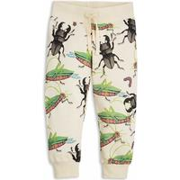 Mini Rodini Insects Sweatpants - Beige