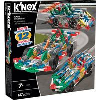 Knex Cars Building Set 25525