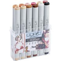 Copic Sketch Marker 12-pack