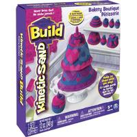 Spin Master Kinetic Sand Build Bakery Boutique