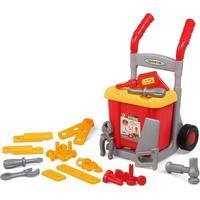 Junior Knows Leksaksvagn med verktyg