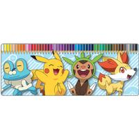 Play By Play Pokemon Colouring Pencils 30-Pack