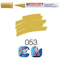 Edding 751 Paint Marker 1-2mm Gold