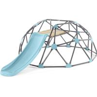 Plum Climbing Dome with Slide