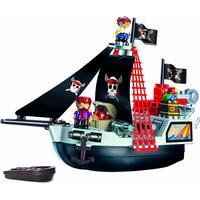 Ecoiffier Abrick Pirate Ship