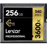 LEXAR CFast 256 GB 3600X PRO