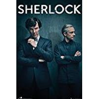 GB Eye Sherlock Series 4 Iconic Maxi 61x91.5cm Affisch