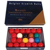 Aramith Snooker Baller 52,4 T-Champion