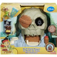 Fisher Price Jake & the Never Land Pirates Skull Island