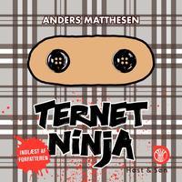 Ternet Ninja, Lydbog MP3