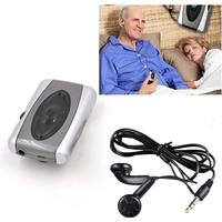 Hörapparat med hörlurar