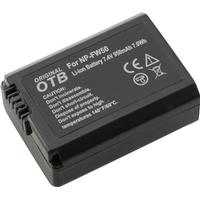 MTP Products Sony NP-FW50 Batteri - Alpha 7S, a6000, a5100, NEX-5T - 950mAh
