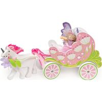 Le Toy Van Fairy Carriage & Unicorn