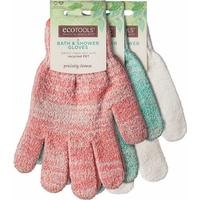 Ecotools Bath Shower Gloves 3-pack