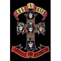 GB Eye Guns N Roses Appetite Maxi 61x91.5cm Plakater