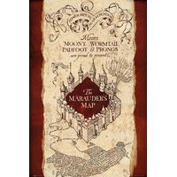GB Eye Harry Potter Marauders Map Maxi 61x91.5cm Plakater