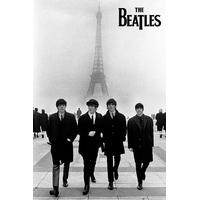 GB Eye The Beatles In Paris Maxi 61x91.5cm Affisch
