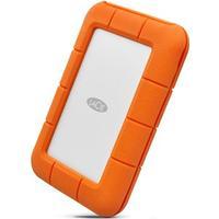 LaCie Rugged Thunderbolt USB-C 2TB for Mac