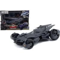 Batman V Superman 1:24 Scale Diecast Batmobile Kit Jada Models