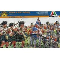 British & Scots Infantry (Napoleonic)