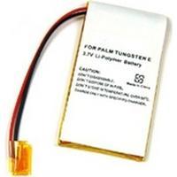 Batteri Palm Tungsten E, Tungsten T5, Tungsten Tx - Sølv - Li-Polymer