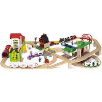 Brio Railway Deluxe world Set 33870
