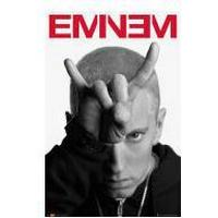 GB Eye Eminem Horns Maxi 61x91.5cm Affisch