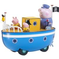 Character Peppa Pig Grandpa Pigs Boat