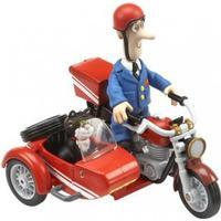 Postman Pat SDS Motorcykel med Sidevogn