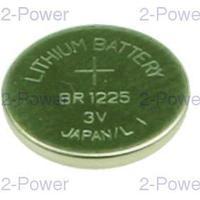 Energizer Resume Batteri Energizer 3v (BR1225-CF)