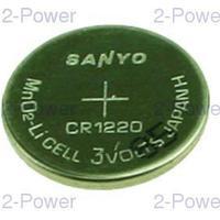 Energizer RTC Batteri Energizer 3v (CR1220-CF)