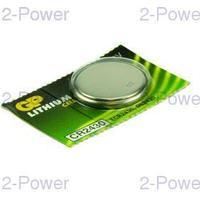 Energizer Knappcellsbatteri Energizer 3v (CR2430-CF)