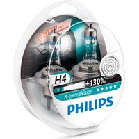 Philips 2-Pack Philips H4 X-tremeVision +130%
