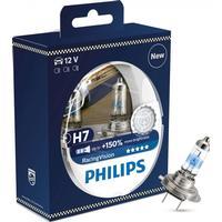 Philips Strålkastarlampor H7 RacingVision +150%