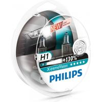 Philips 2-Pack Philips H1 X-tremeVision +130%