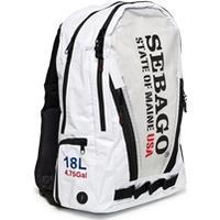 Sebago Back Pack White