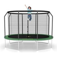 Jumpking Oval Trampolin 350x244cm