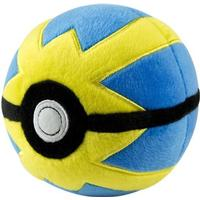 Tomy Pokémon Poké Ball Quick Ball Plush